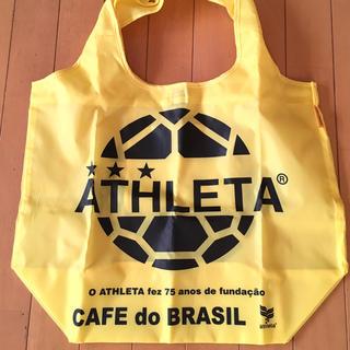 ATHLETA - アスレタ ナイロンバック 黄×黒