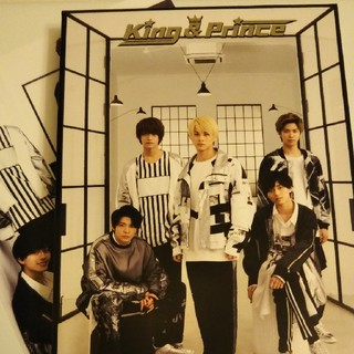 Johnny's - King & Prince (初回限定盤A CD+DVD)