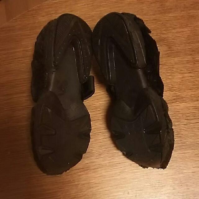 JEANASIS(ジーナシス)のJEANASISモフモフスニーカー レディースの靴/シューズ(スニーカー)の商品写真