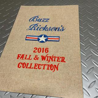 バズリクソンズ(Buzz Rickson's)のバズリクソンズ 2016年秋冬カタログ 新品(ファッション)