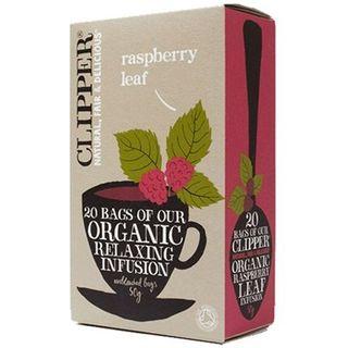 クリッパー オーガニック ラズベリー リーフティー 2.5g*20袋(茶)