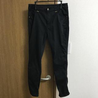 ベルメゾン - ベルメゾン 黒 パンツ サイズ6
