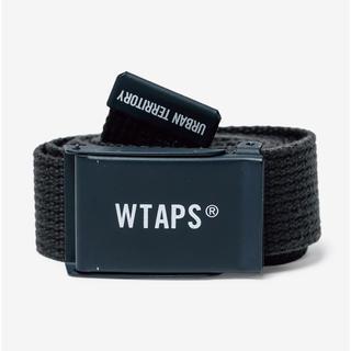 ダブルタップス(W)taps)の新品未使用 WTAPS GIB BELT ACRYLIC グレー(ベルト)
