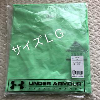 アンダーアーマー(UNDER ARMOUR)の横浜マラソン2019 参加記念Tシャツ メンズサイズLG(ウェア)