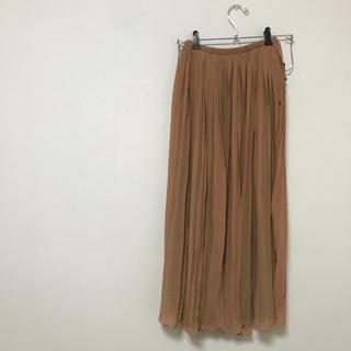 ギャルスター(GALSTAR)のプリーツスカート(ロングスカート)