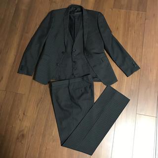 Roen - Roen × semanticdesign 3ピース ピンストライプ スーツLL