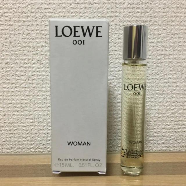 LOEWE(ロエベ)のLOEWE 001 woman 新品未使用 コスメ/美容の香水(香水(女性用))の商品写真