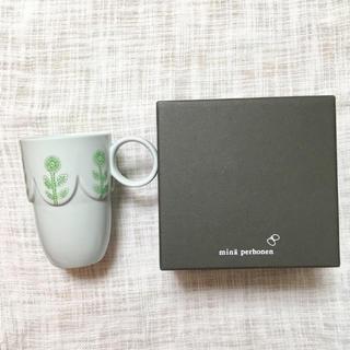 ミナペルホネン(mina perhonen)のmina perhonen ミナペルホネン マグカップ(グラス/カップ)