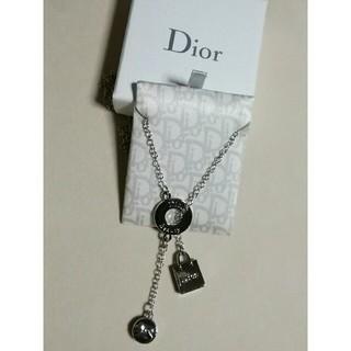 Dior - ディオール☆バッグチャーム★ネックレス★プレゼントチャーム