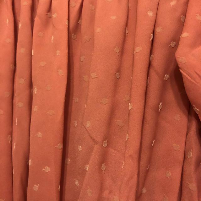 Lily Brown(リリーブラウン)のリリーブラウン  ドットブラウス レディースのトップス(シャツ/ブラウス(長袖/七分))の商品写真