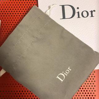 クリスチャンディオール(Christian Dior)のdior★巾着(ポーチ)