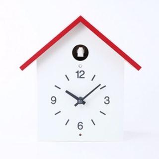 ムジルシリョウヒン(MUJI (無印良品))の無印良品・鳩時計☆限定色(掛時計/柱時計)