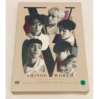 シャイニー(SHINee)のSHINee WORLD Ⅴ DVD(ミュージック)