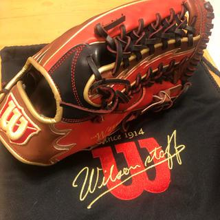 wilson - ウィルソン 軟式外野手用グローブ