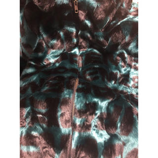 シュプリーム(Supreme)のsupreme Lサイズ 最安値 faux fur(毛皮/ファーコート)