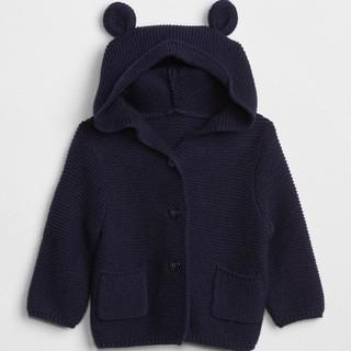 ギャップ(GAP)の【新品・未使用】 GAP ブラナンベアガーターセーター くま耳(ニット/セーター)