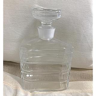 トウヨウササキガラス(東洋佐々木ガラス)の【新品】佐々木ガラス  デカンタ(アルコールグッズ)