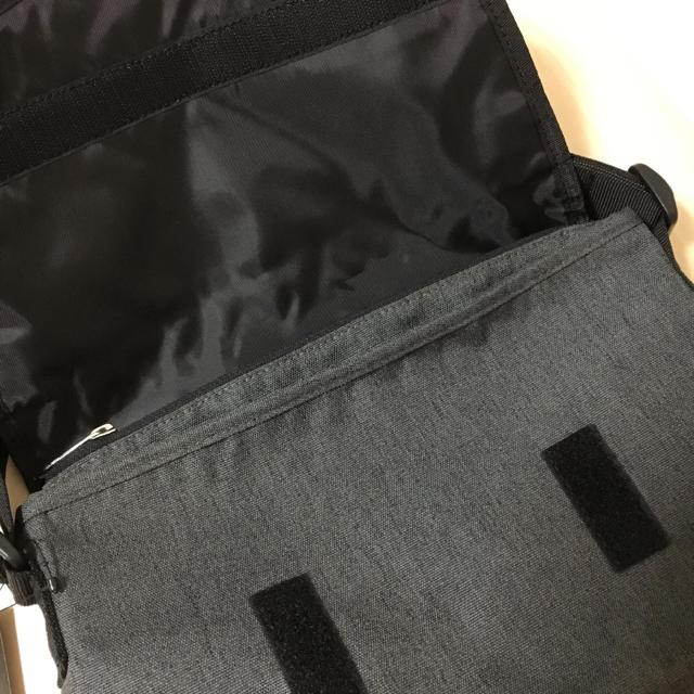 adidas(アディダス)の【正規品】adidas ブラック 黒 ショルダーバッグ メンズ レディース ミニ メンズのバッグ(ショルダーバッグ)の商品写真