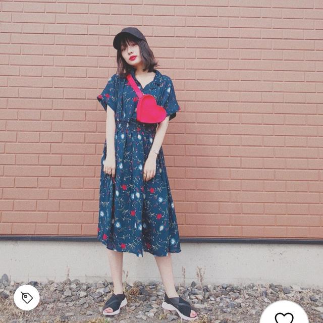 dholic(ディーホリック)の♡チアクロ  前田希美セレクト 2wayハートウエストポーチ N WITH. ♡ レディースのバッグ(ボディバッグ/ウエストポーチ)の商品写真