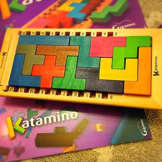 ボーネルンド(BorneLund)の脳トレ 知育玩具 カタミノ(積み木/ブロック)