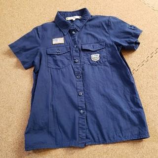 ピンクアドべ(PINK ADOBE)のPINKADOAE ワークシャツ(シャツ/ブラウス(半袖/袖なし))