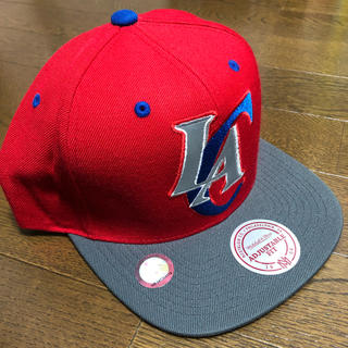 MITCHELL & NESS - Mitchell&Ness Los Angeles Clippers Cap