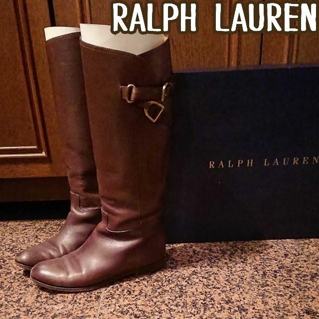Ralph Lauren(ラルフローレン)のRALPH LAUREN collection ブーツ レディースの靴/シューズ(ブーツ)の商品写真
