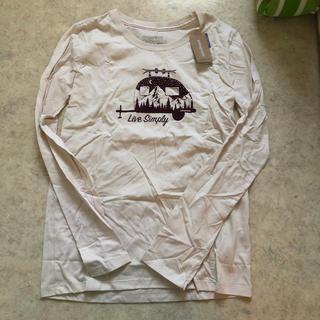 patagonia - 新品 パタゴニア ロンT  キッズ ガールズ XXL レディス L Tシャツ