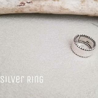 アリシアスタン(ALEXIA STAM)のラスト1個!シルバーリング(リング(指輪))