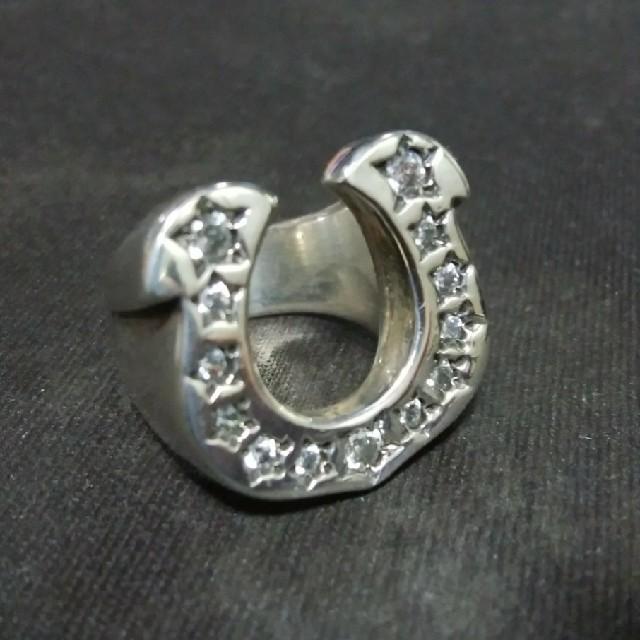 TENDERLOIN(テンダーロイン)のR様専用最終12月中旬までホースシューリング テンダーロイン好きな方に メンズのアクセサリー(リング(指輪))の商品写真