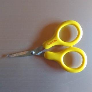 コンビ(combi)の【コンビ】赤ちゃん用爪切り ハサミ(爪切り)