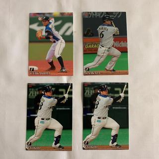 プロ野球チップス カード