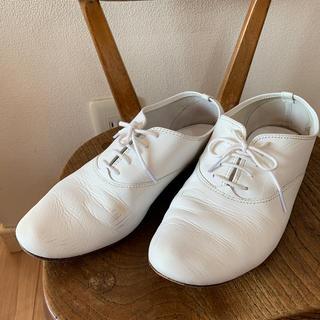 レペット(repetto)のレペット オックスフォードシューズ 38(ローファー/革靴)