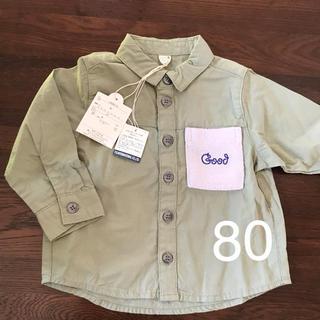 エフオーキッズ(F.O.KIDS)のシャツ 80(シャツ/カットソー)