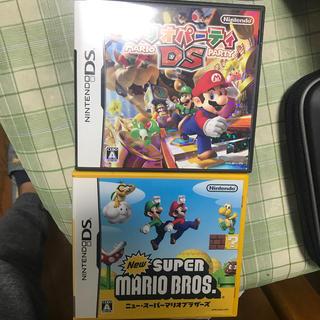 ニンテンドーDS - DS マリオパーティ スーパーマリオブラザーズ