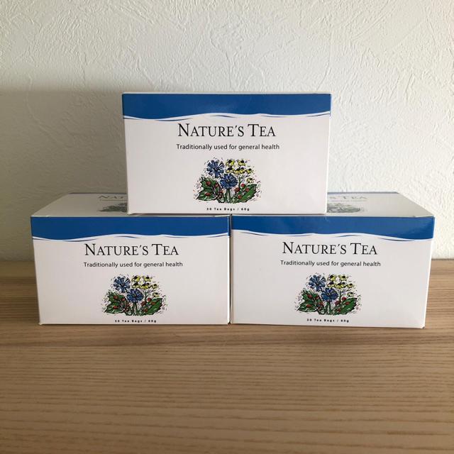 ユニシティ ネイチャーズティー 3箱セット 食品/飲料/酒の飲料(茶)の商品写真