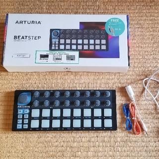 Arturia BEATSTEP 限定色 MIDIコントローラー シーケンサー(MIDIコントローラー)