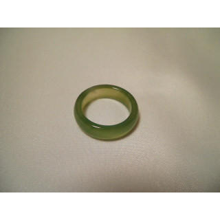 D54f52●パワーストーン●天然石メノウ指輪●瑪瑙 めのう●14号リング●(リング(指輪))
