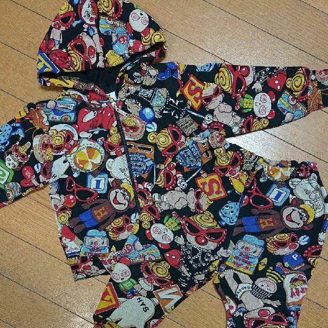 HYSTERIC MINI(ヒステリックミニ)のヒスミニ キッズ/ベビー/マタニティのベビー服(~85cm)(シャツ/カットソー)の商品写真