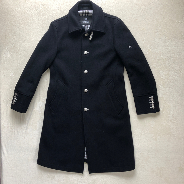 BURBERRY BLACK LABEL(バーバリーブラックレーベル)の BURBERRY BLACK LABEL バーバリーブラックレーベル コート メンズのジャケット/アウター(トレンチコート)の商品写真