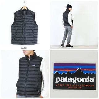 パタゴニア(patagonia)の【未使用に近い/軽量】 patagonia DOWN SWEATER VEST(ダウンベスト)