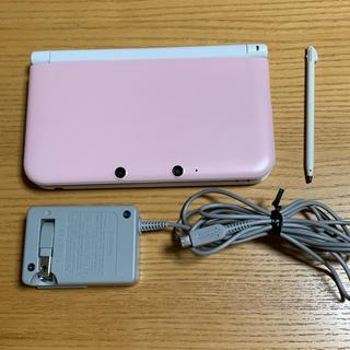 ニンテンドー3DS - ニンテンドー3DS LL  本体 ピンク
