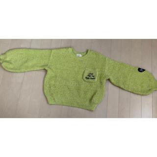 レピピアルマリオ(repipi armario)のセーター /140cm(ニット)