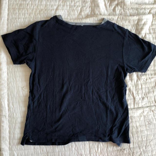 ikka(イッカ)の未使用美品 ♡ イッカ ティーシャツ レディースのトップス(Tシャツ(半袖/袖なし))の商品写真