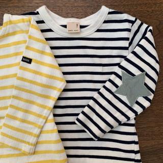 プティマイン(petit main)のプティマイン キッズ服(Tシャツ/カットソー)