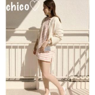 who's who Chico - BIGボーダーチュニック❤︎