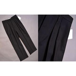 COMOLI - タグ付属 NEAT ホップサック NEAT TOKYO スラックス パンツ