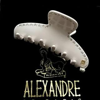 アレクサンドルドゥパリ(Alexandre de Paris)の新品☆アレクサンドル ドゥ パリ PINCE ICONE(バレッタ/ヘアクリップ)