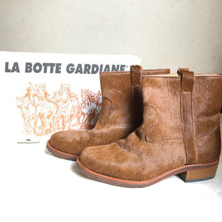 ジャーナルスタンダード(JOURNAL STANDARD)のLA BOTTE GARDIANE ハラコブーツ(ブーツ)