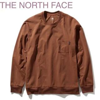 ザノースフェイス(THE NORTH FACE)のTHE NORTH FACE (ザノースフェイス)ロンT(Tシャツ/カットソー(七分/長袖))